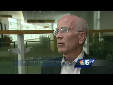 Sen. Bernie Sanders, Rep. Peter Welch react to House healthcare vote