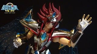 SAINT SEIYA OMEGA MYTH CLOTH PAGASUS KOUGA BY BANDAI (English Review)