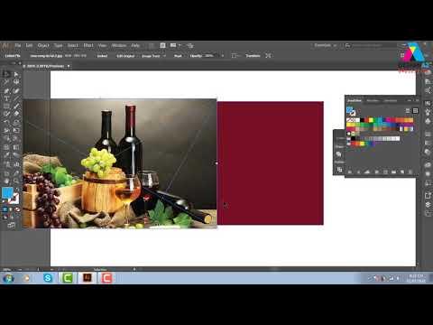 Học thiết kế đồ họa, pen illustrator, học thiết kế đồ họa ngắn hạn , bài 3
