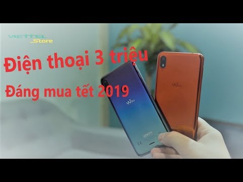 TOP 5 điện Thoại Giá 3 Triệu đáng Mua Nhất 2019