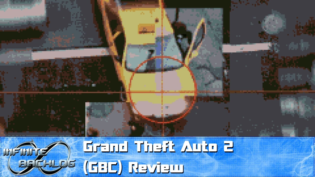 Gta 2 gameboy color - Grand Theft Auto 2 Gbc Review