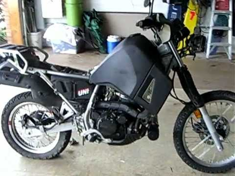 Oo The Infamous Cheap Amp Effective KLR 650 Paint
