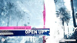 Susanne Alt - Open Up feat. Berenice van Leer (Jazzy D Remix)