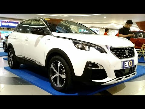 2019 Peugeot 3008 2.0 BlueHDi GT-Line A/T: Full Walkaround Review