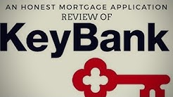 Applying for a HOME LOAN: KeyBank REVIEWED