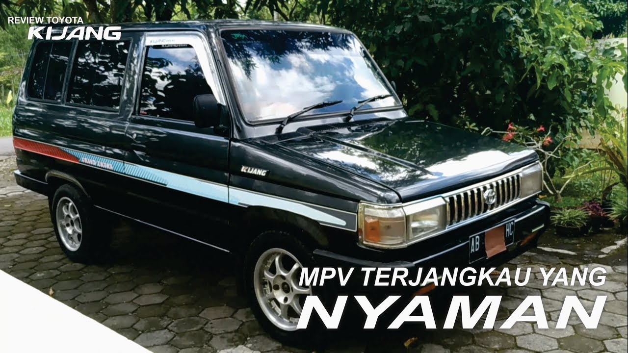 Review Toyota Kijang Super 1 5 Ssx 1992 Dan Test Drive - Carvlog Indonesia - Carvlog 18