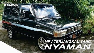 Review Toyota Kijang Super 1.5 SSX 1992 dan Test Drive - CarVlog Indonesia - CarVlog#18