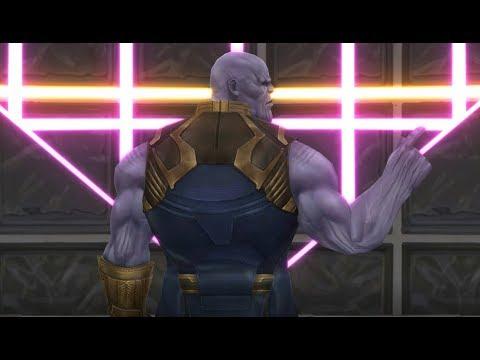 ミ★ Thanos Is A Boy With Luv ♡ // Boy With Luv - Bts (kpop Mmd)
