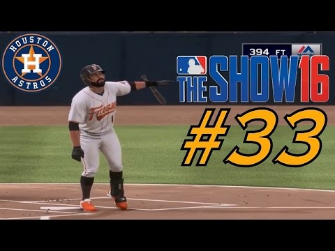 OPO THUNDER BOMB!! ★ ROAD TO THE SHOW || MLB The Show 16