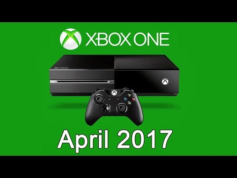 XBOX ONE Free Games - April 2017