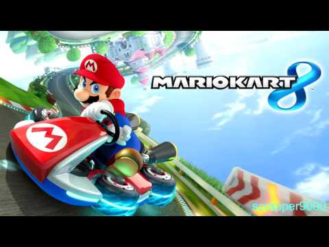 Dolphin Shoals Above Ground 10 Hours - Mario Kart 8