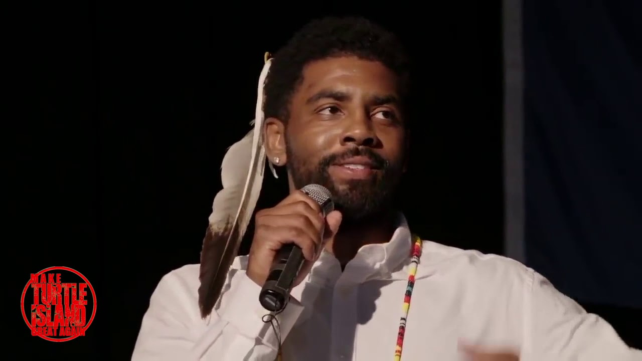 Kyrie Irving The Meaning Of The Eagle Feather