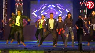 Tu cheez bari hai mast Song  & Main Tera Boyfriend Song  Dance Performence
