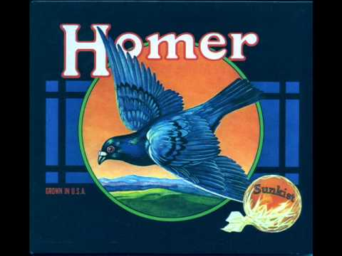 Homer - Grown In U S A  - 1970 (full album)