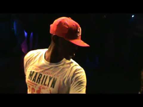 "DJ Sedrick making you ""walk like a sissy"" on Thursday, September 14, 2017 at Legends Night Club"