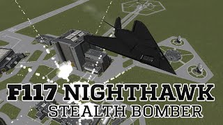 KSP - Lockheed F-117 Nighthawk