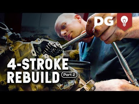 4-STROKE REBUILD: Kawasaki Brute Force (Part 2)