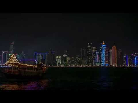 Corniche, Doha.