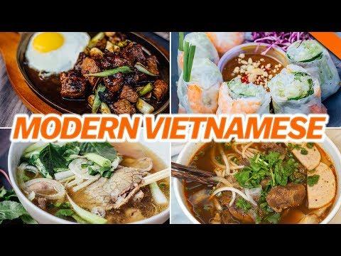 MODERN VIETNAMESE CUISINE IN NYC W/ WENDY'S LOOKBOOK - Fung Bros Food