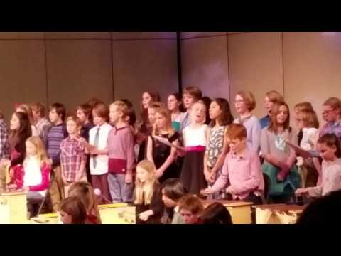 Harvest Moon played by the Telluride Intermediate Schools 5th Grade music class r