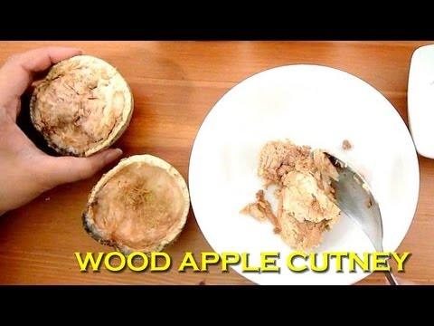 Wood Apple Chutney Kodbel Makha Youtube