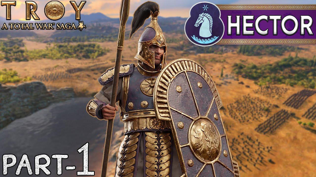 ตำนานสงคราม ทรอย - Total War Saga TROY ไทย #1