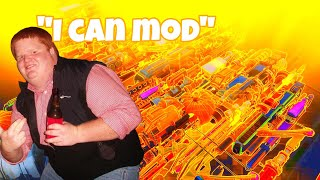 ANGRY SCOTISH BOY HAS *MOD MENU* (Scammer Get Scammed) Fortnite