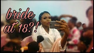 I WAS A BRIDE AT JOJOSTOUCH| LIFE OF BEVERLY