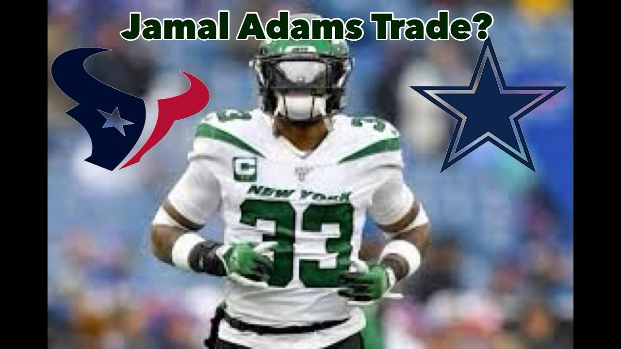 Jamal Adams 'trying' to force trade to Cowboys, putting Jets in ...