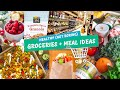 Healthy Grocery Haul with EASY RECIPES!!