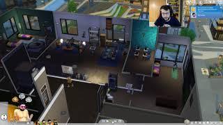 LA MEMEPOLICE - Los Sims 4 - Directo 4