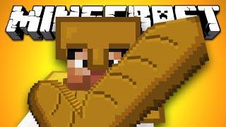 ХЛЕБНЫЙ ЧЕВАК - Minecraft (Обзор Мода)