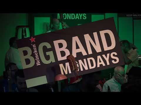 Humberto Ramirez Big Band Mondays-Yerbabuena Rest. Condado P.R.
