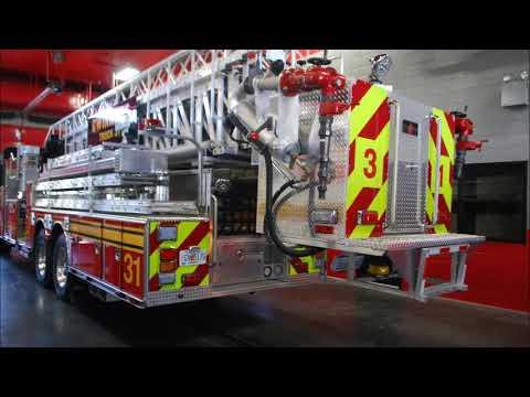 Gwinnett Fire & Emergency Services prepare for Irma response