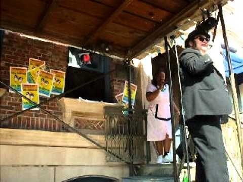 Blues Brothers Soul Man Live