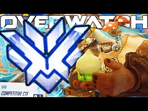 WILL I GET TOP 500!? BLIZZARD PLEASE! l OVERWATCH CTF PLACEMENTS!