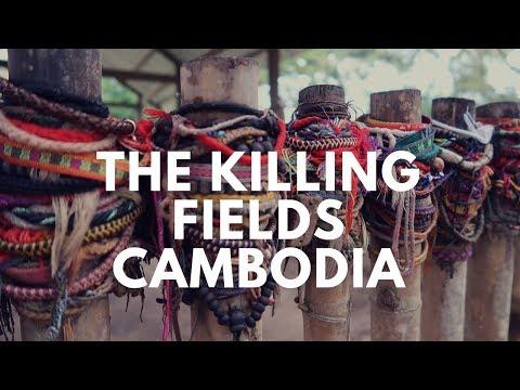 Killing Fields -Choeung Ek, Cambodia [South East Asia Vlog #30]