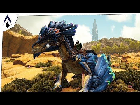 Scorched Earth or The Island?! : Ep13 : Geeks Network : ARK Gameplay