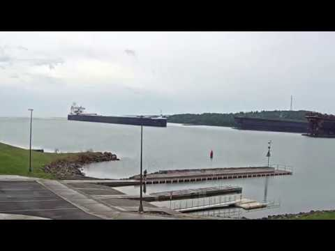 American Integrity arrived Two Harbors 07/03/2018