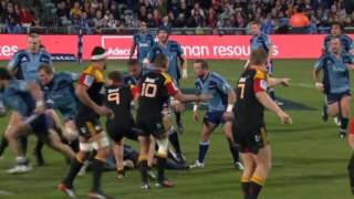 Blues v Chiefs Super Rugby Highlights 2017 Video