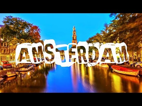 Top 10 things to do in Amsterdam. Visit Amsterdam