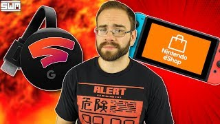 BIG Nintendo Switch eShop Black Friday Sales Begin And Google Stadia Is...Overheating?! | News Wave