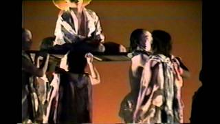 butoh dance kokuriko Torifune Butoh-sha Performance とりふね舞踏舎...