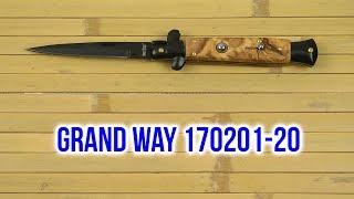 Розпакування Grand Way 170201-20