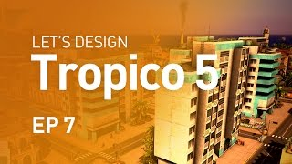 Let's Design Tropico 5 - EP 7- Cold War