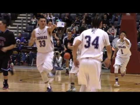 2A Boys Championship Wyoming Indian Vs  Wind River