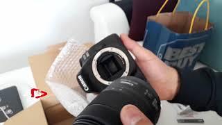وصلتني الكاميرا CANON 80D # فتح صندوقها وتجربة الفوتوغراف