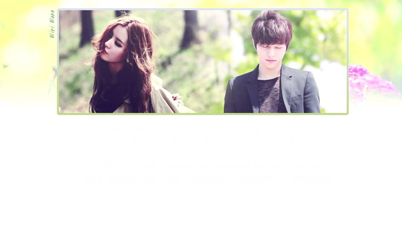 Kim Yerim & Kim Myungsoo - Love U Like U  Lyrics [ Romanization / Hangul / Translation ]