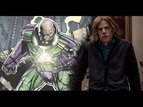 Lex Luthor DCeU THEORY!!! (Batman v Superman-Justice League p1)