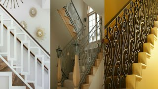 Amazing staircase railing designs for modern homes